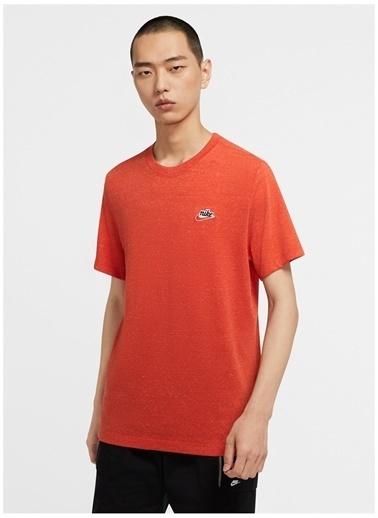 Nike Nike Turuncu T-Shirt Oranj